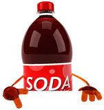 Soda Royalty Free Stock Image