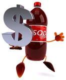 Soda Royalty Free Stock Photography