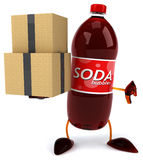 soda illustration libre de droits