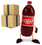 soda illustration stock