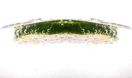 Soda & cal Fotografia de Stock