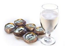 Soda azucarada Imagen de archivo libre de regalías