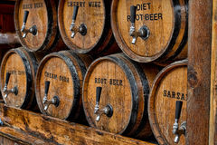Soda Kegs Stock Images