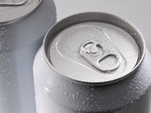Soda (beer) Can Royalty Free Stock Photo