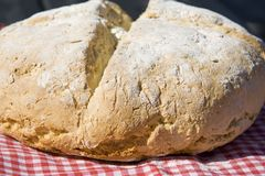 Soda Bread Royalty Free Stock Photography