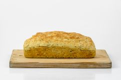 Soda Bread Board Royalty Free Stock Image