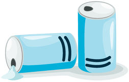 Soda can Royalty Free Stock Photo