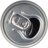 Soda can lid Royalty Free Stock Photos