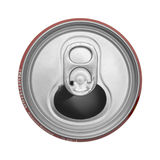 Soda Can Top Open Royalty Free Stock Photo