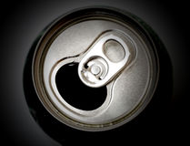 Soda Can. Royalty Free Stock Photo