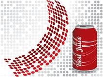 Soda com gelo Imagens de Stock Royalty Free