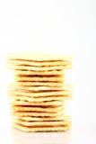 Soda crackers Royalty Free Stock Photography