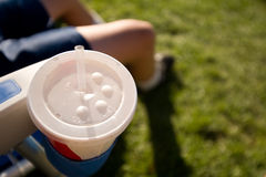 Free Soda Cup Royalty Free Stock Photography - 18546457