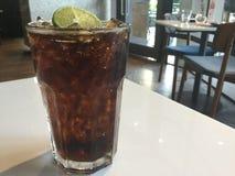 Soda de refrescamento fria fotos de stock royalty free