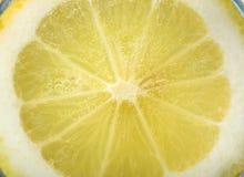 Soda del limón Foto de archivo libre de regalías