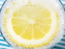 Soda del limón Imagenes de archivo