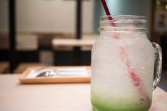 Soda del melone Immagine Stock