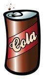 Soda della cola Fotografie Stock