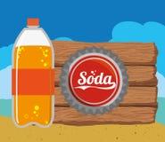Soda design Stock Photo