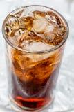 Soda di Brown Fotografia Stock Libera da Diritti