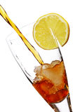 Soda drink Royalty Free Stock Photos