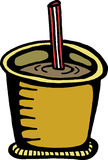 Soda Drink Clip Art Stock Photo