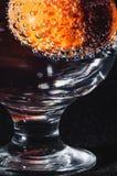 Soda in einem Glas, Frische Stockfoto