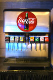 Soda Fountain Machine Royalty Free Stock Photo