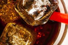 Soda glacé régénérateur image stock