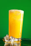 Soda Glass Stock Photo