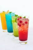 Soda  juice Stock Photography