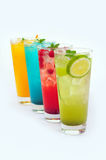 Soda  juice Royalty Free Stock Photos