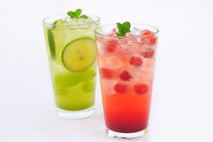 Soda  juice Stock Image