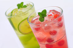 Soda  juice Stock Photos