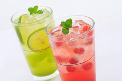 Soda  juice Royalty Free Stock Photography
