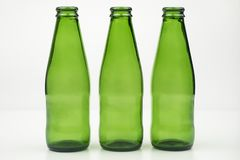 Soda, kola, fizzy napoje tak jak butelki fotografia royalty free