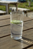 Soda With Lime Stock Photos