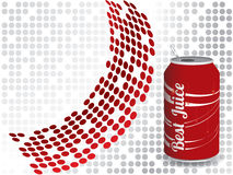 Soda mit Eis Lizenzfreie Stockbilder
