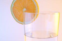 Soda orange Royalty Free Stock Photography