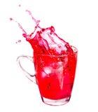 Soda roja Imágenes de archivo libres de regalías