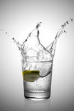 Soda splash Stock Photos