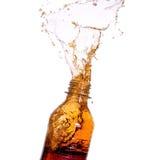 Soda splash Royalty Free Stock Photos