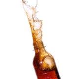 Soda splash Royalty Free Stock Images