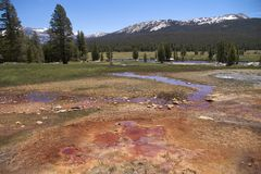 Soda Springs Stock Image