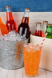 Soda-Stillleben lizenzfreies stockbild