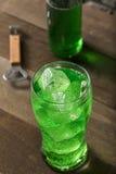 Soda vert régénérateur de chaux photo stock