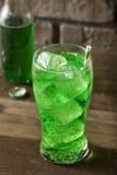 Soda vert régénérateur de chaux photo libre de droits