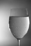 Sodagetränke im Glas lokalisiert auf Weiß Stockfotos