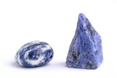Sodalite Royalty Free Stock Images
