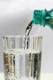 Sodawater Royalty-vrije Stock Afbeeldingen